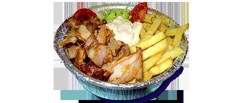 kebab combinado
