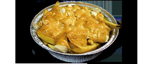 patatas express de pollo