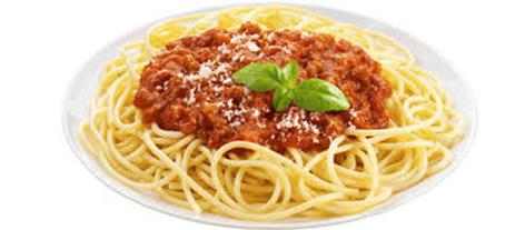 spaguettis boloñesa