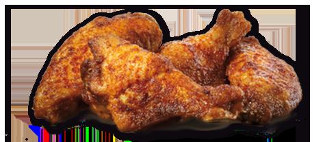 Alitas de pollo - El Mexicano Express Almería