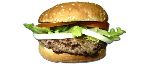 hamburguesa normal
