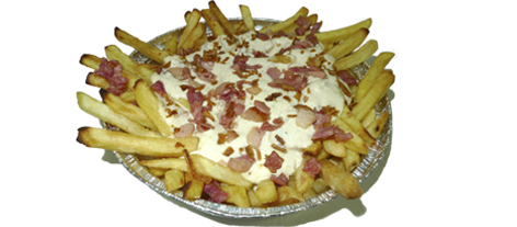 patatas express de beicon