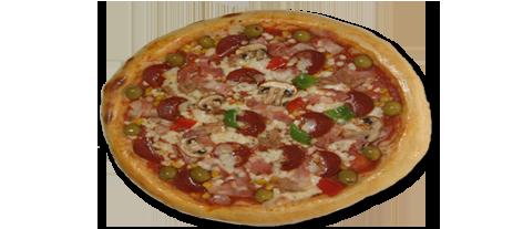 oferta segunda pizza